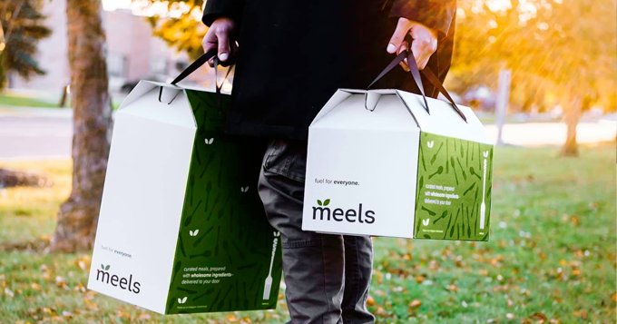 Earn 2% Cashback from Every Order with meels Rewards
